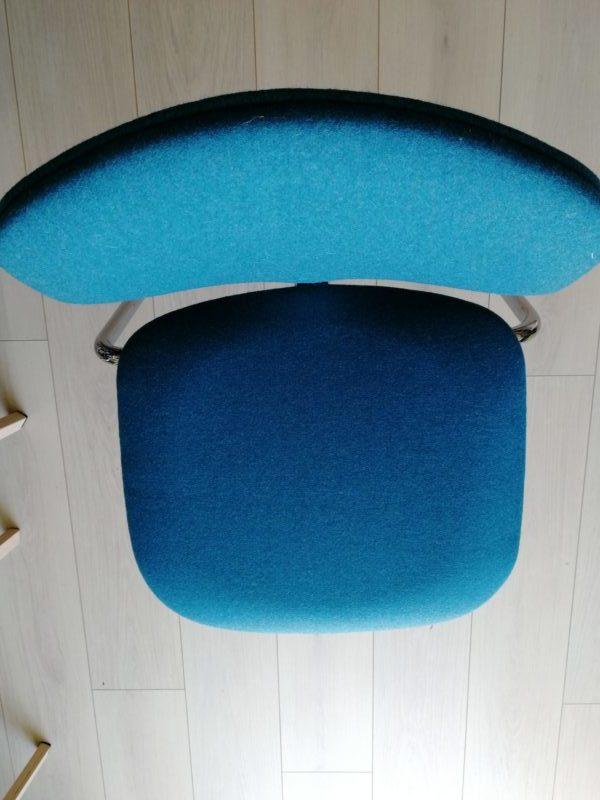 Dessus chaise Strafor
